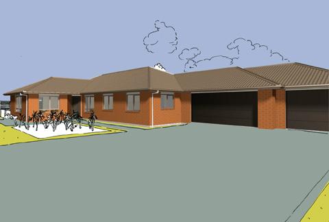 Virtual tour – Bondstone house design  Step inside